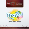 Logo : Travel Zone