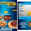 Menu : Annapurna Foods