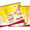 Tri Fold Brochure : KBM Pharma