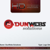 Logo : DunWebs Solutions