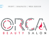 Logo Design for Orca Beauty Salon