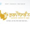 Logo Design for Pavitra's Salon & Spa