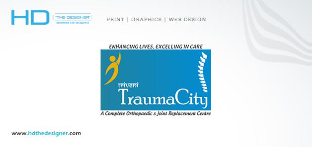 Logo Design for TraumaCity