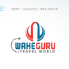 Logo: Waheguru Travel World