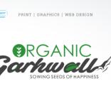 Logo Design for Organic Garhwall