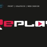 Logo Design for Replay