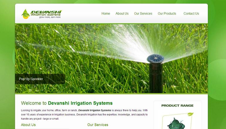 Devanshi Homepage