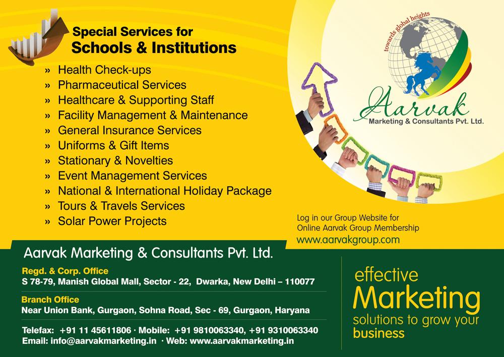 Aarvak Marketing Advertisement New