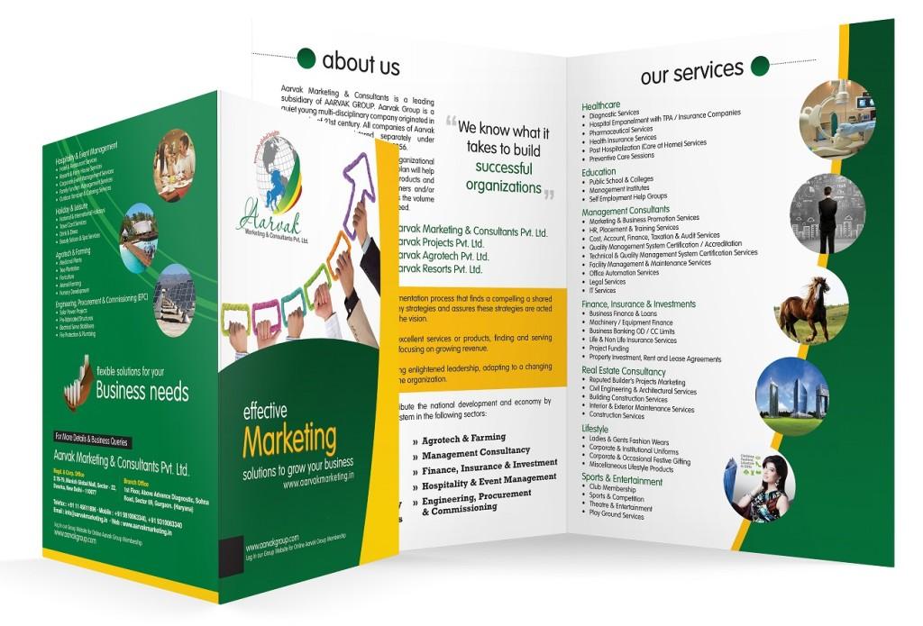 Aarvak Marketing Brochure