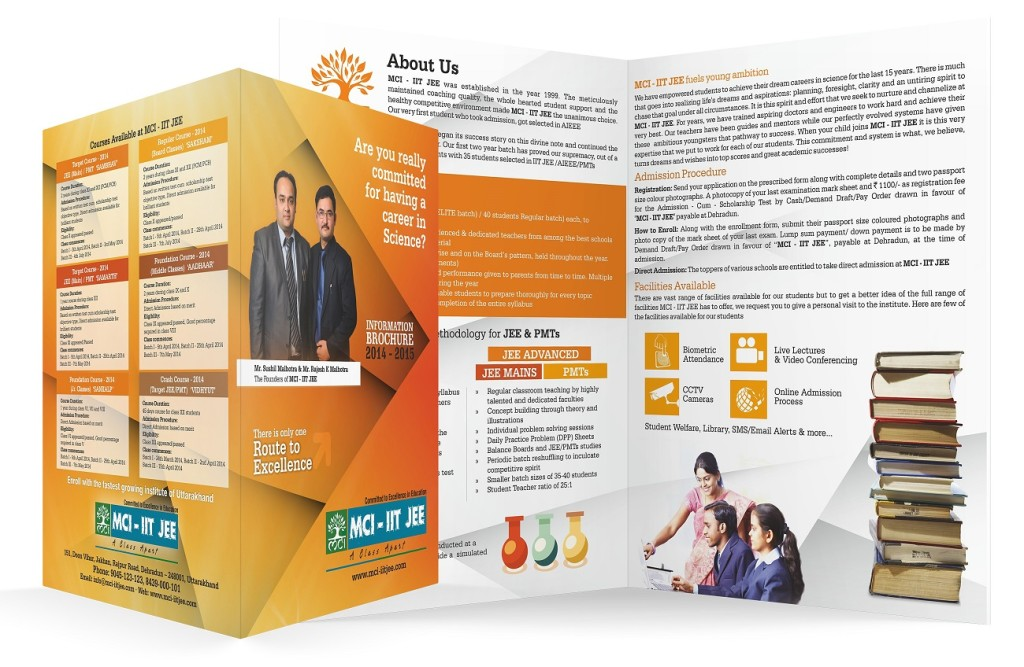 MCI Brochure
