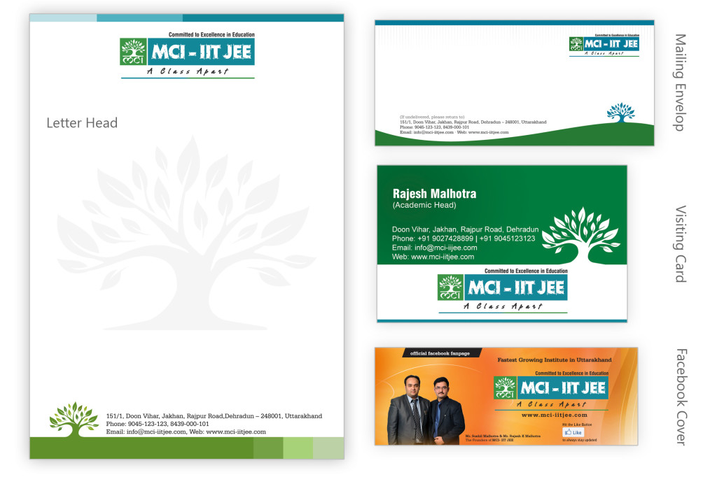 MCI Stationary Design