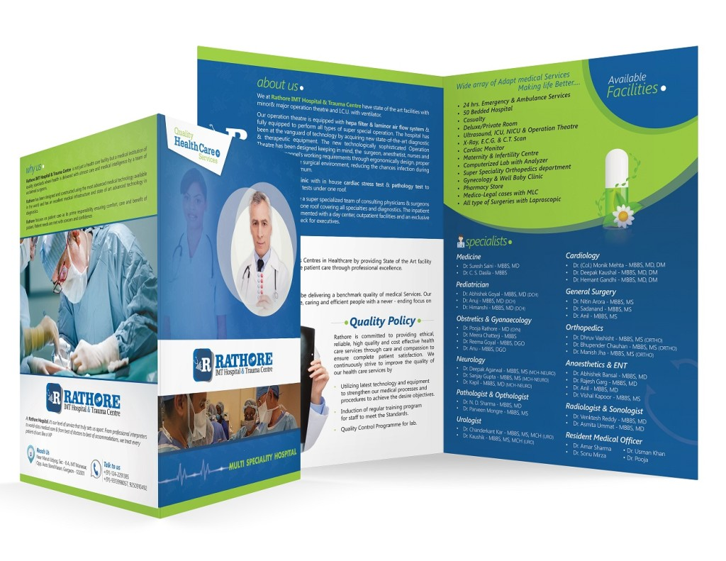Rathore Hospital Brochure