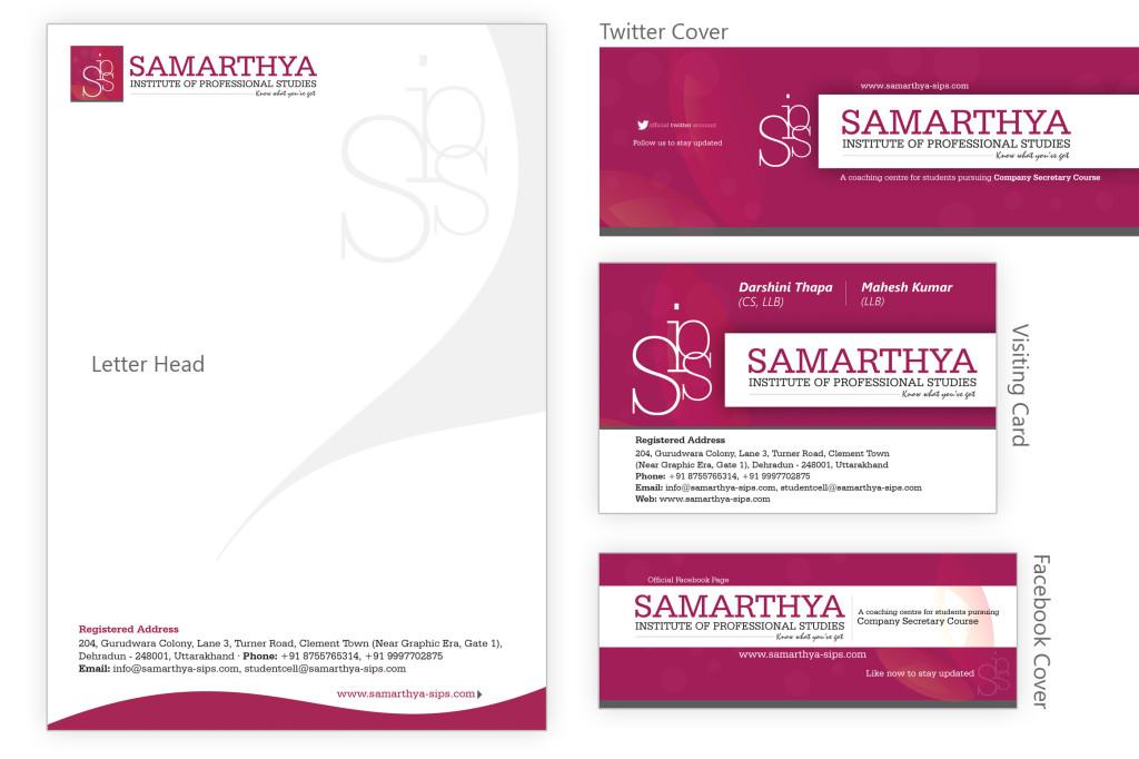 Samarthya Stationary Design