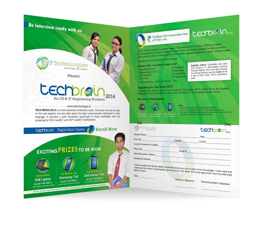 Tech Brain Leaflet